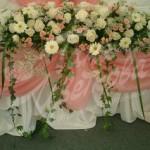 Какая свадьба без цветов