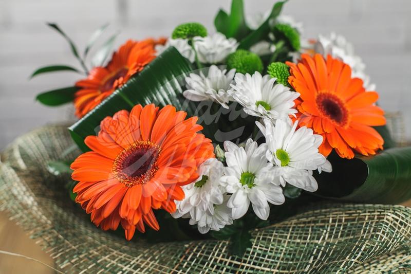 Цветы на 1 сентября
