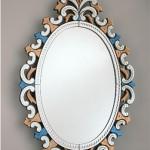 Зеркало в руках дизайнера