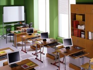 Кабинет информатики в школе