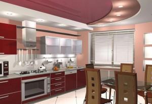 Стиль кухни-столовой