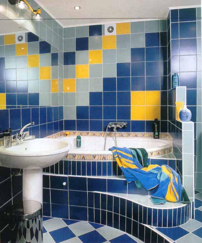Отделка плиткой ванной комнаты фото