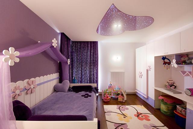 Дизайн детской для девочки фото