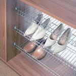 Сетчатые полки для обуви
