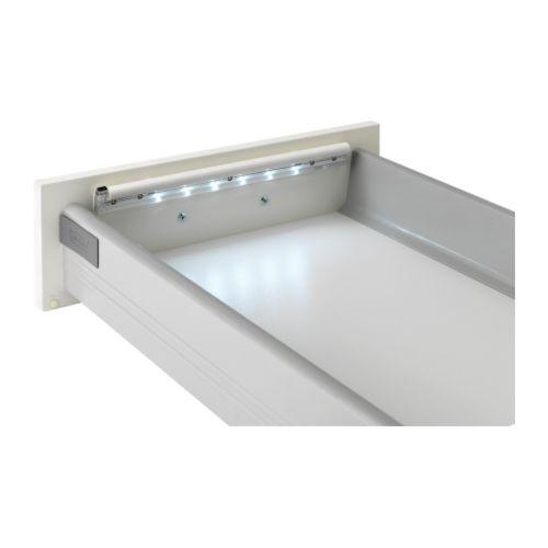 подсветка в ящике