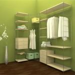 угловые шкафов-купе гардеробные