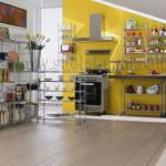 Выбирая мебель для кухни