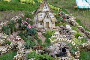 Сказочный мини-сад