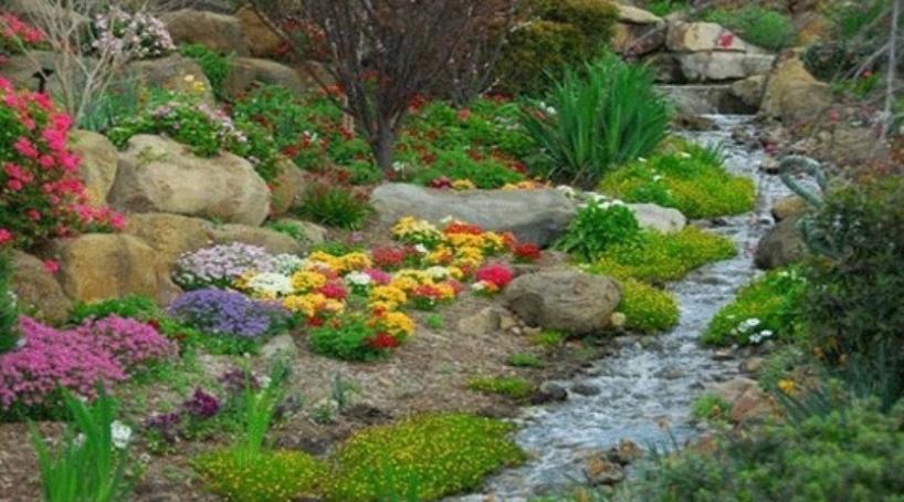 Приятно дополнит дачный участок искусственный водоем