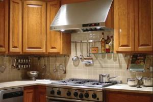 Металлические элементы для комфортной кухни