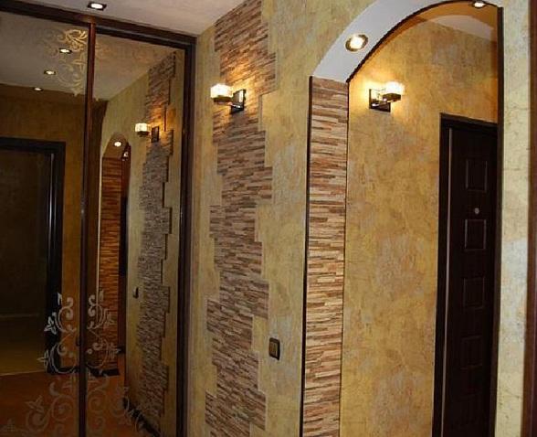 Дизайн арок и коридоров