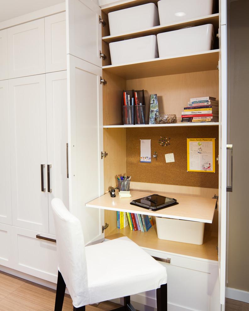 Правильное применение встроенного шкафа