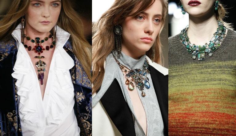 Модные бусы 2017