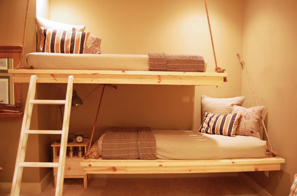 Спальные места со смещением