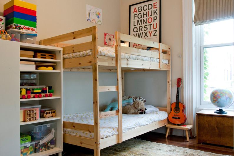Стильное и эргономичное решение для маленькой комнаты