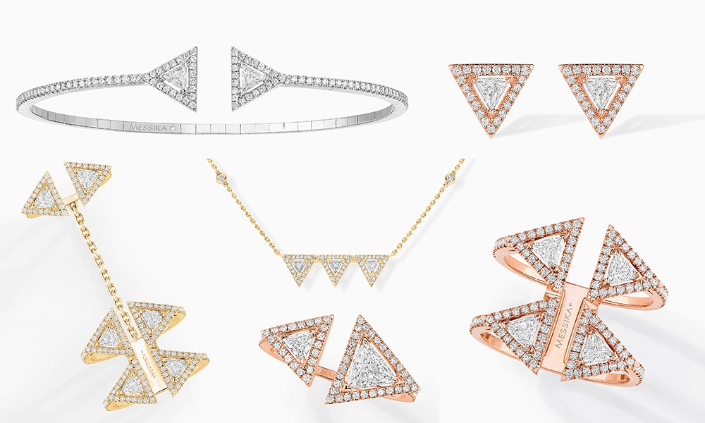 Ювелирные украшения с бриллиантами 2017