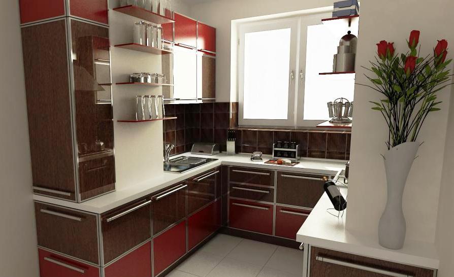 Дизайн кухні поєднана з лоджією ваша оселя.